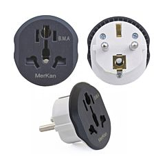 Adaptor universal de calatorie slim TF168