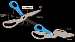 Foarfeca multifunctionala Fiskars Cuts+More, 23cm