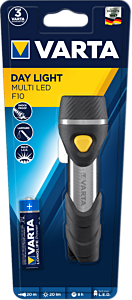 Lanterna Varta day light multi led F10