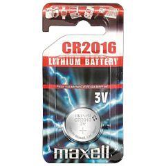 Baterie LI CR2016 Maxell