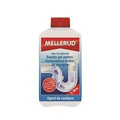 Solutie gel pentru desfundarea tevilor de scurgere Mellerud, 1 L