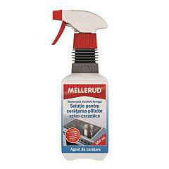 Solutie pentru curatarea plitelor vetro-ceramice Mellerud, 500 ml