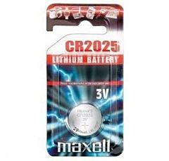 Baterie LI CR2025 Maxell