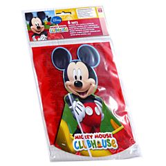 Set 6 coifuri Mickey Mouse