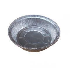 Set 3 caserole pasca din aluminiu, 18 cm x 4,5 cm