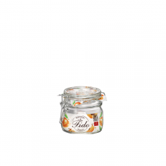 Borcan ermetic sticla 0.5 L Fido, Bormioli