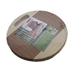 Tocator bambus rotund diametru 25 cm