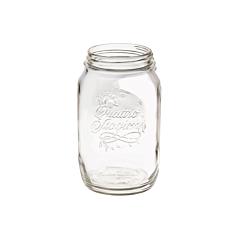 Borcan sticla cu capac 1 L Quattro Stagioni, Bormioli