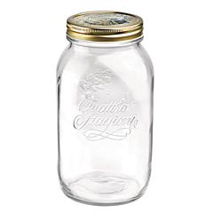 Borcan sticla cu capac 1.5 L Quattro Stagioni, Bormioli