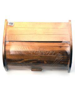 Cutie din lemn pentru paine, Icos