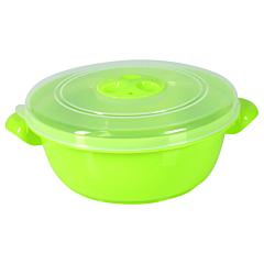 Caserola plastic 1. 5 L, verde