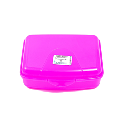 Cutie sandwich, capacitate 1.35L, culoare roz, Cyclops