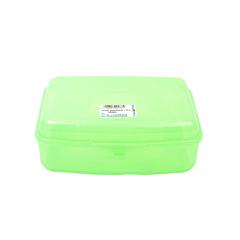 Cutie sandwich, capacitate 1.35L, culoare verde, Cyclops