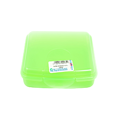 Cutie pentru sandwich, capacitate 0.5L, culoare verde, Cyclops