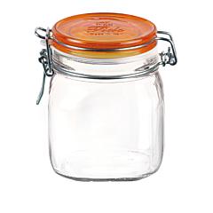 Borcan ermetic sticla 0.75 L Fido, Bormioli