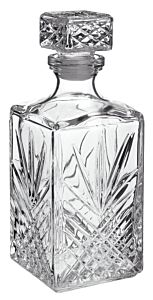 Set decantor si 6 pahare Selecta Bormioli, sticla, Transparent