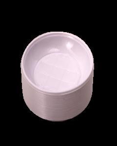 Farfurii adanci unica folosinta 20 cm, set 20 bucati