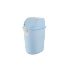 Cos gunoi capac 5.7 L, alb
