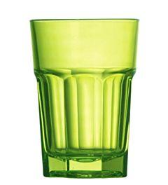Pahar verde 35cl Marocco, Uniglass