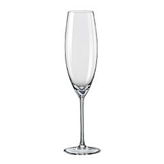 Set 2 pahare Grandioso Flute 230 ml