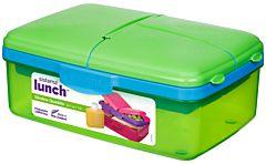 Cutie alimente din plastic 1.5L Lunch Box Sistema