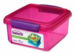 Cutie pentru alimente 1.2L Lunck Box Sistema