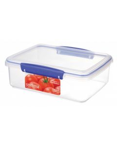 Cutie pentru alimente din plastic + capac 2 L, Klip-It Sistema