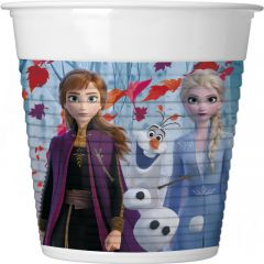 Set 8 pahare 200 ml party Frozen