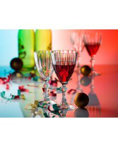 Set 6 pahare pentru vin alb Diamond Pasabahce