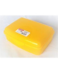 Cutie sandwich, capacitate 1.35L, culoare galben, Cyclops