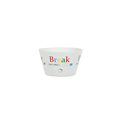 Bol din portelan 13 cm Search Break, Artmadis