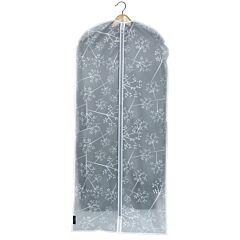 Husa transparenta pentru haine, 60x100 cm