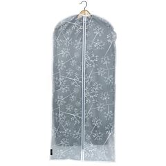 Husa transparenta pentru haine, 60x135 cm