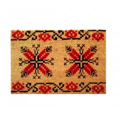 Covoras intrare traditional Dobrogea