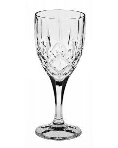 Set 6 pahare cristal pentru vin 330 ml
