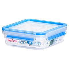 Caserola patrata 0.85L, material plastic, Tefal