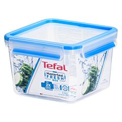 Caserola patrata 1.75L, material plastic, Tefal
