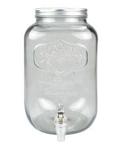 Borcan cu robinet 8 L