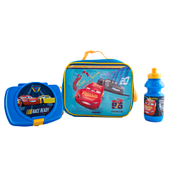 Lunch bag echipat, Cars