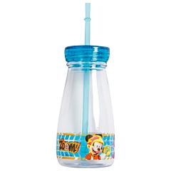 Sticla cu pai Mickey Mouse 250 ml