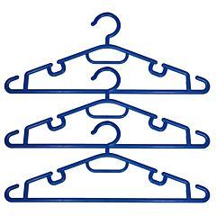 Set 3 umerase standard, albastru