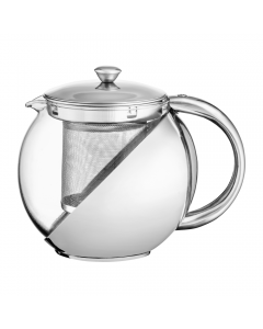 Ceainic inox cu infuzor 0.9 L , Lumen, Ambition
