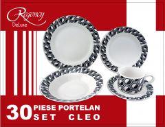Set vesela 30 piese, Cleo