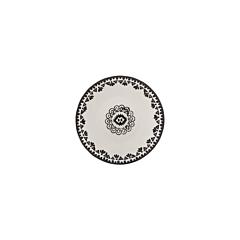Farfurie din faianta 22.5 cm Tahila, Secret de Gourmet