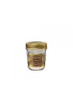 Borcan sticla cu capac 32 cl Quattro Stagioni, Bormioli