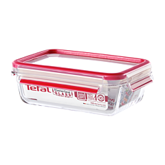 Caserola sticla 0.7 litri, Tefal Clip&Close