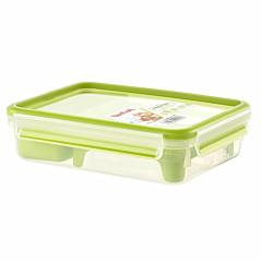 Caserola plastic 1.2 L, Clip&Go, Tefal