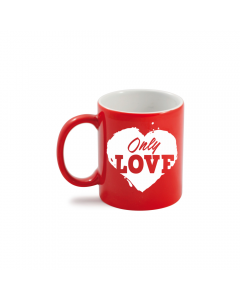 """Cana """"Only love"""", rosu"""