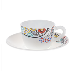 Set opal cafea 6 piese BLUSH, Maison d'Amelie