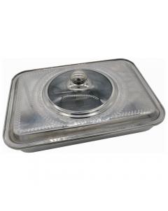 Tava cuptor + capac 35x26x7 cm, Vanora